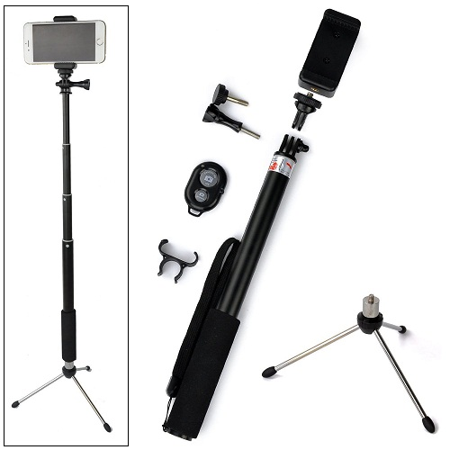 top 10 best tripods for iphones 2016 review. Black Bedroom Furniture Sets. Home Design Ideas