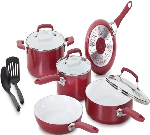 Top 10 Best Cookware Sets 2016 Reviews