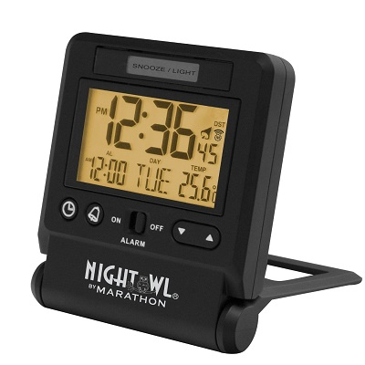top 10 best alarm clocks in 2016 reviews. Black Bedroom Furniture Sets. Home Design Ideas
