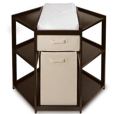 best changing tables for small spaces 2