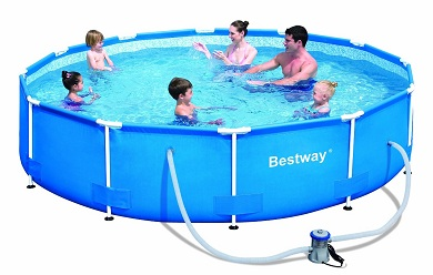 Top 10 best above ground swimming pools in 2017 reviews for Best above ground pool reviews